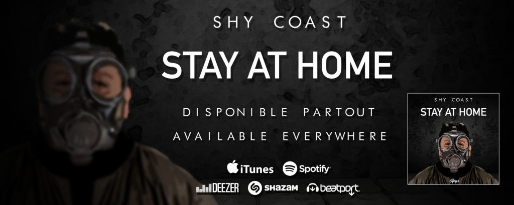 Couverture Shy Coast - Stay At Home