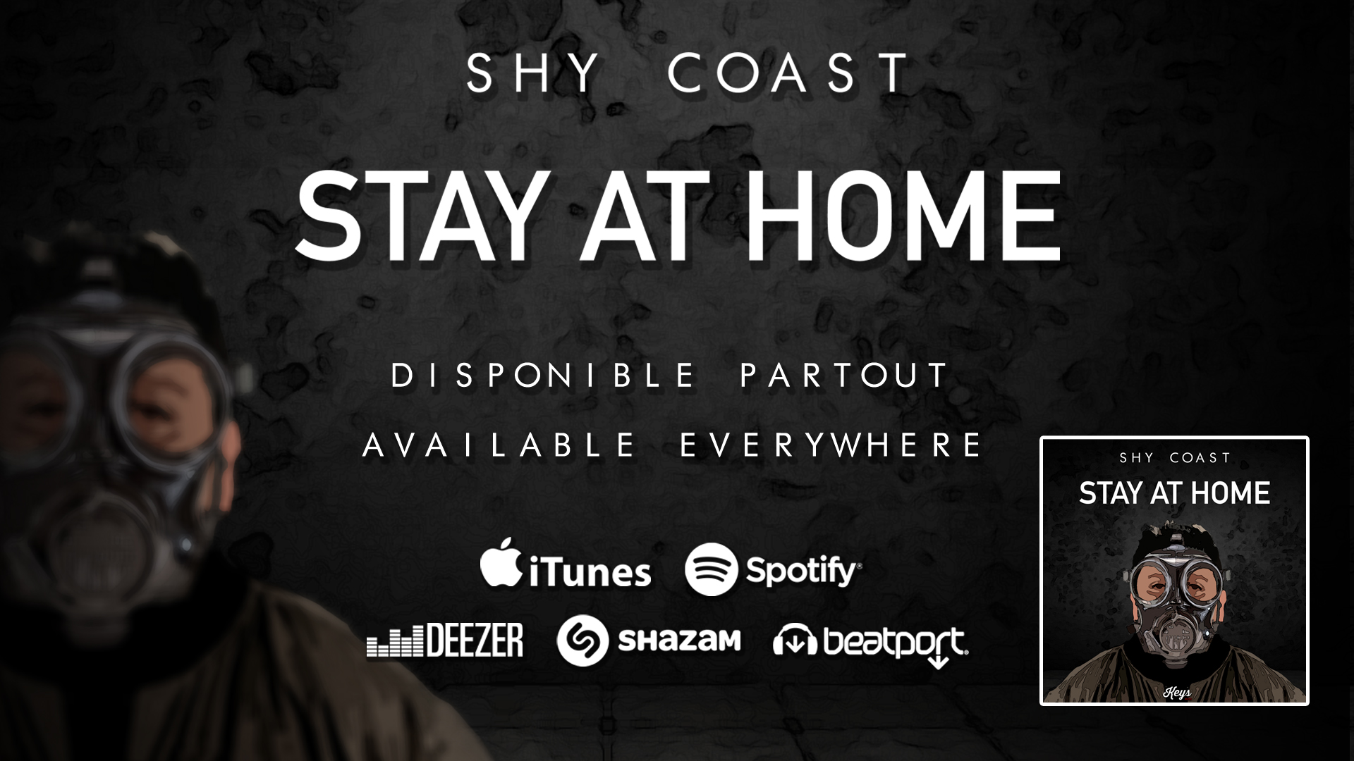 Shy Coast - Stay At Home